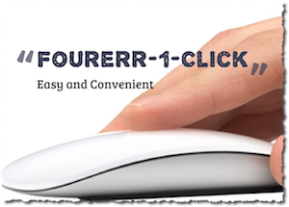 New Feature: Fourerr-1-Click