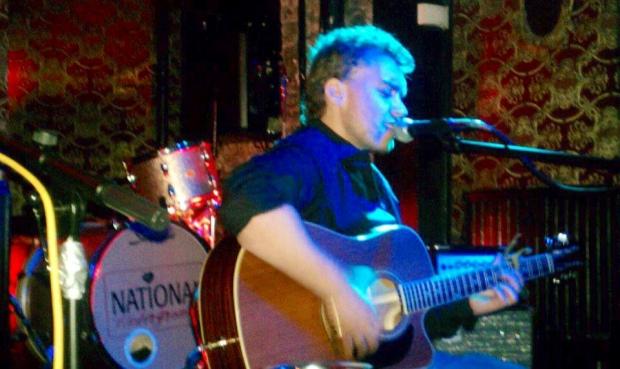 @The National Underground Credit: Matt OK Music
