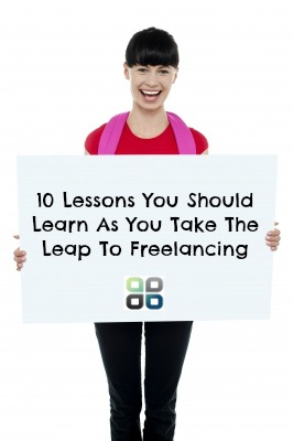 10 Lessons Learn Freelancing