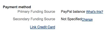 """paypal fund source"""