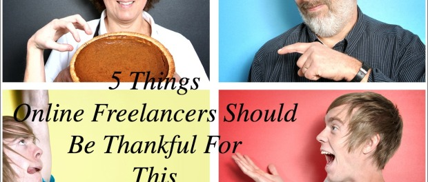 online freelancers thanksgiving